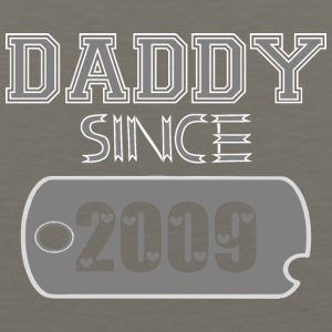 Daddy Since Tag 2009 Happy Fathers Day - Men's Premium Tank