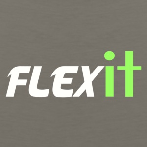 Flex it green - Men's Premium Tank
