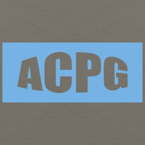ACPG clothing logo - Men's Premium Tank