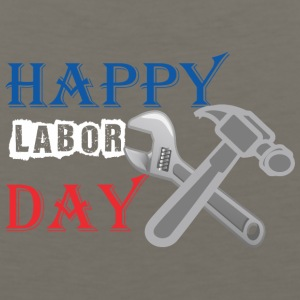 Happy Labor Day - Men's Premium Tank