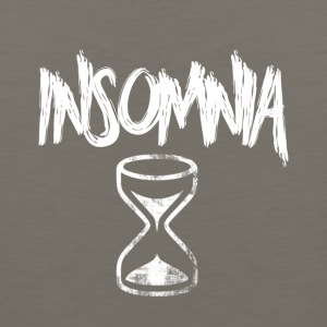 Insomnia Abstract Design - Men's Premium Tank