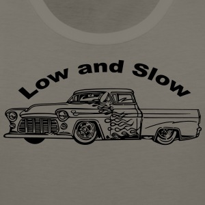 Low and Slow - Men's Premium Tank