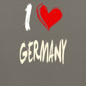 I love GERMANY - Men's Premium Tank