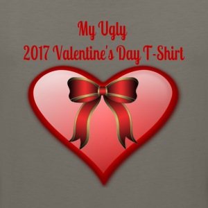 My Ugly Valentine's Day T-Shirt - Men's Premium Tank