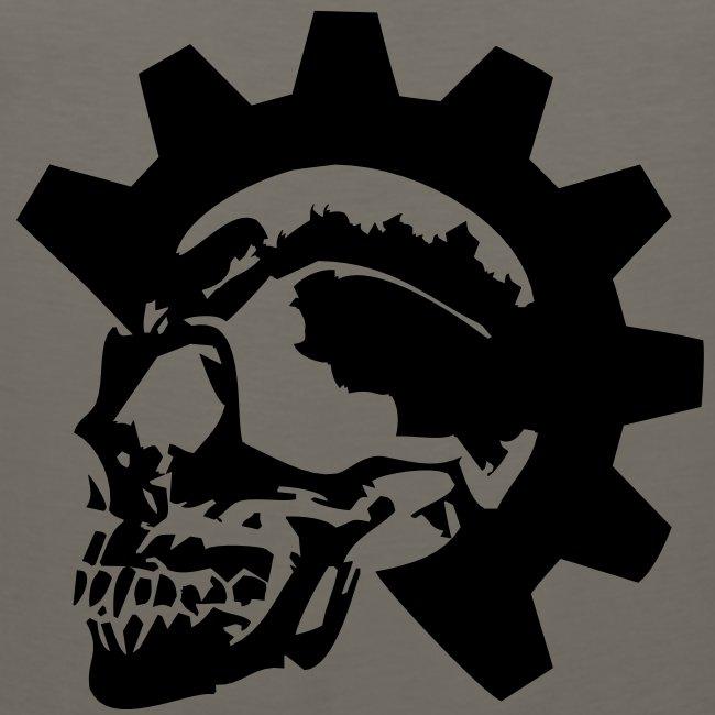Gearhead Skull