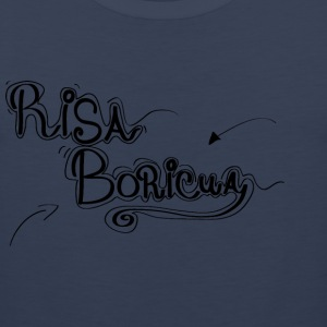 Risa Boricua Clothing and Accessories - Men's Premium Tank