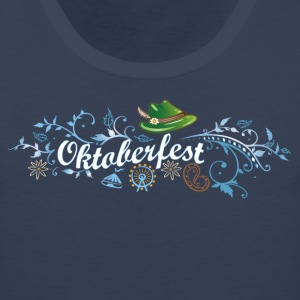 German Oktoberfest decoration - Men's Premium Tank