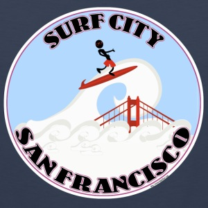 Surf City San Francisco - Men's Premium Tank