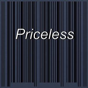 priceless barcode - Men's Premium Tank