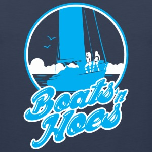 BOATS AND HOES - Men's Premium Tank