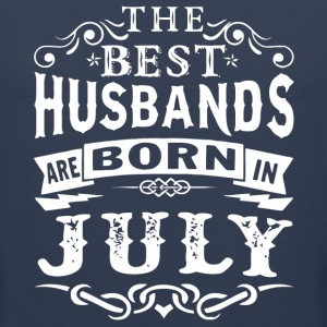 The best husbands are born in July - Men's Premium Tank