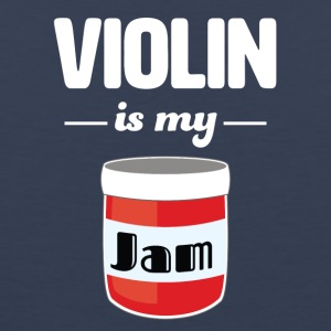 Violin is my Jam - Men's Premium Tank