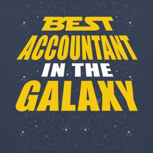 Best Accountant In The Galaxy - Men's Premium Tank