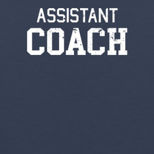 Assistant Coach - Men's Premium Tank