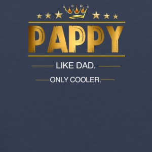 Pappy Like Dad Only Cooler - Men's Premium Tank