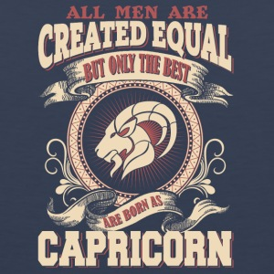 The Luckiest Men Are Born As Capricorn - Men's Premium Tank