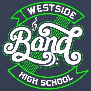 WESTSIDE HIGH SCHOOL - Men's Premium Tank