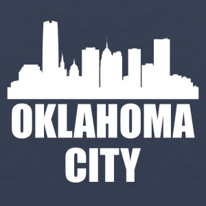 Oklahoma City OK Skyline - Men's Premium Tank