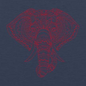 Tide For Elephants - Men's Premium Tank