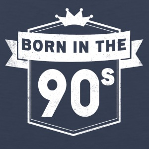 BORN IN THE 90S - Men's Premium Tank