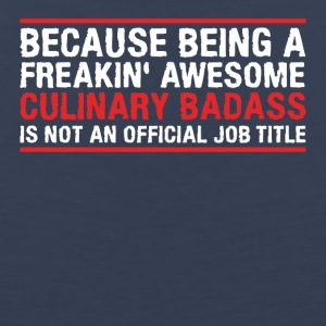 Because being a freakin awesome - Men's Premium Tank
