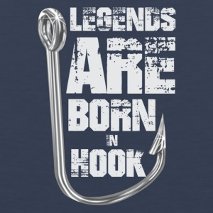 Legends Are Born in HOOK - Men's Premium Tank