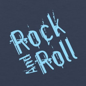 rock and roll - Men's Premium Tank