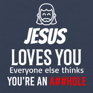 Jesus loves you - Men's Premium Tank