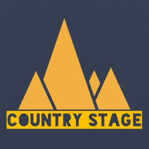 Country Stage - Men's Premium Tank