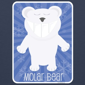 The Molar Bear - Men's Premium Tank