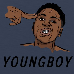 Youngboy - Men's Premium Tank