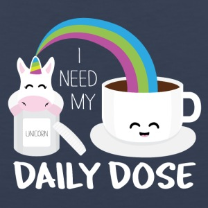 i need my daily dose - Men's Premium Tank