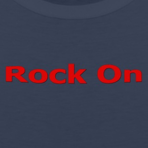 Rock On RED - Men's Premium Tank