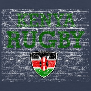 Kenya flag design - Men's Premium Tank