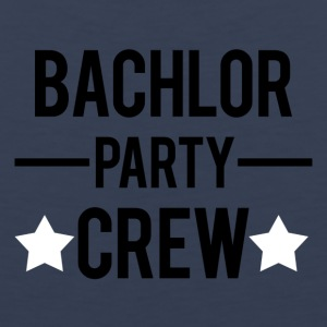 BACHELOR PARTY CREW - Men's Premium Tank