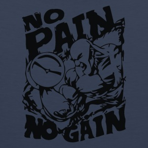 No Pain No Gain - Men's Premium Tank