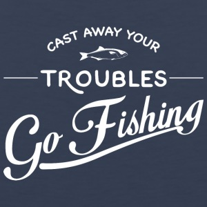 Go Fishing - Men's Premium Tank