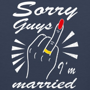 Sorry guys I'm married - Men's Premium Tank