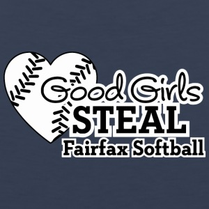 Good Girl Steal Fairfax Softball - Men's Premium Tank