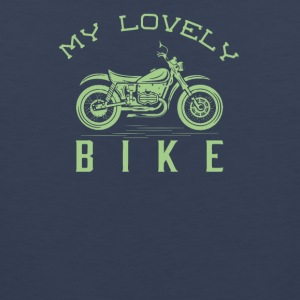 My lovely bike - Men's Premium Tank