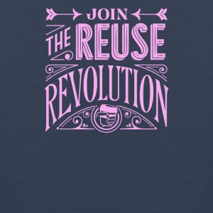 Join the reuse revolution - Men's Premium Tank