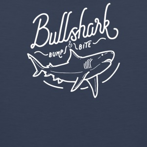 Bullshark Bump And Bite - Men's Premium Tank