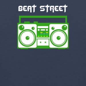 Beat Street Boombox Rap Music Dougie Fresh Swag - Men's Premium Tank