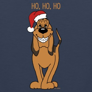 Bloodhound Christmas - Men's Premium Tank