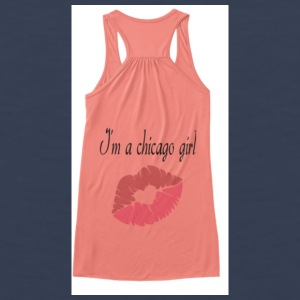 Chicago girl - Men's Premium Tank