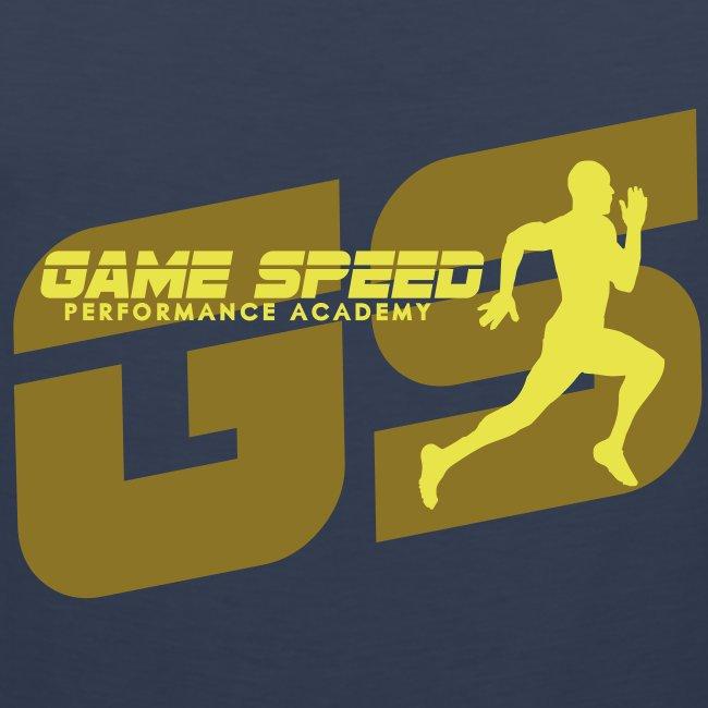 GameSpeed Logo 1inch GS