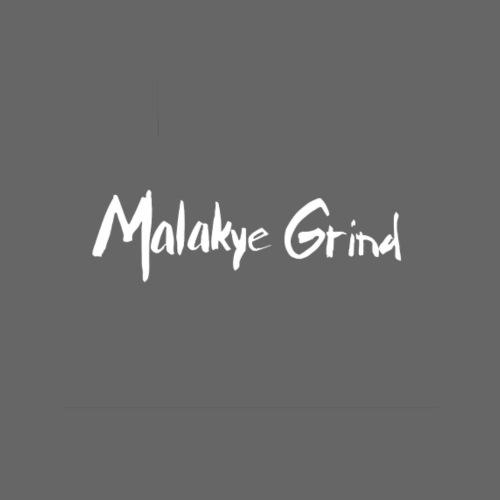 Malakye Grind Rock'n' Roll is Black Series - Men's Premium Tank
