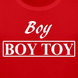 Boy BOY TOY gay men from Bent Sentiments - Men's Premium Tank