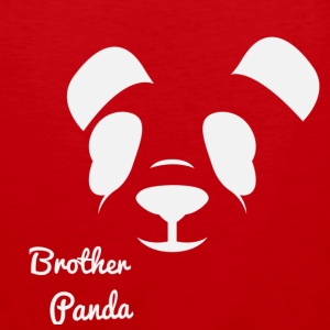 Brother Panda - Men's Premium Tank