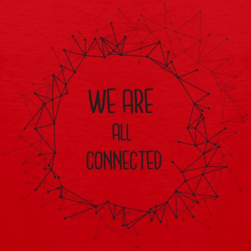 We Are All Connected - Men's Premium Tank